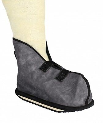 DELUXE POST-OP SHOE/ BOOT CLOSED TOE WEATHERPROOF ALL SIZES!! CAST BOOT Deluxe Cast Boot