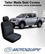 Triton Seat Covers