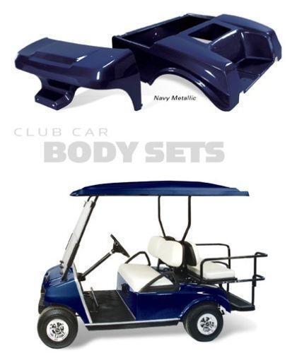 Club Car Body: Push-Pull Golf Carts