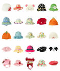 Gymboree Girls Newborn Baby Hats