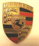 Porsche 356 Hood Handle