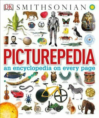 Picturepedia: An Encyclopedia on Every Page by DK: Used