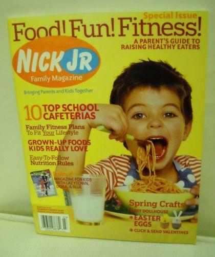 Nick Jr Magazine