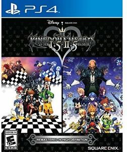 Kingdom Hearts ps4 1.5 2.5