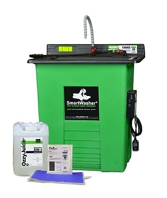 Chemfree Smartwasher Sw-625 Parts Washer Cleaner Select Metals