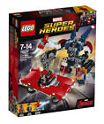 Iron Man Iron Man LEGO Complete Sets & Packs