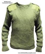 Commando Jumper