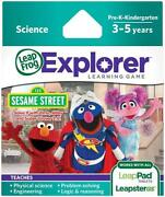 Leapster Explorer Games