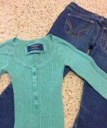 Hollister Jeans Size 1 Short