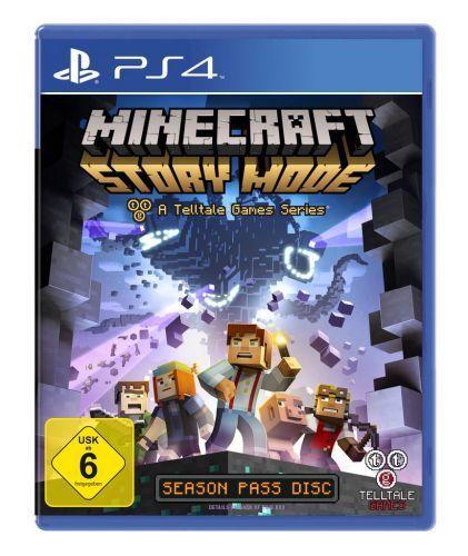 Minecraft: Story Mode (Playstation 4) (Neu)