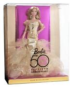 50th Anniversary Barbie