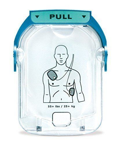 Philips HeartStart ADULT SMART PADS - For OnSite AED   EXPIRATION: 10/2022