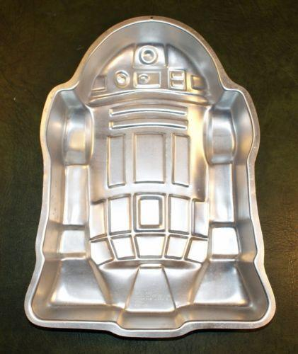 star wars cake pan wilton cake pans wars ebay 7674
