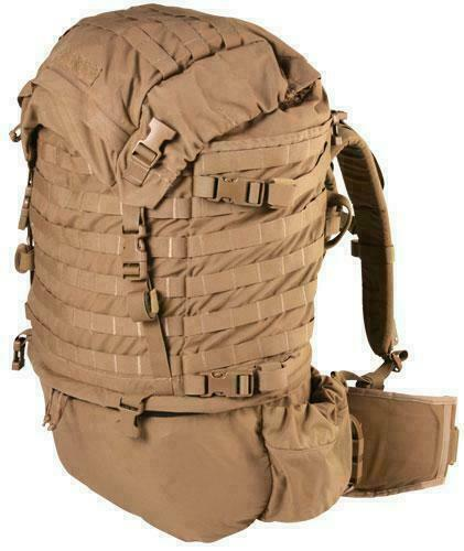 USGI USMC Pack System Complete - Coyote Brown - FILBE Ruck Bag