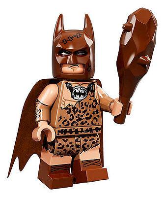 New Lego Batman Movie Minifigures Series 71017   Clan Of The Cave Batman