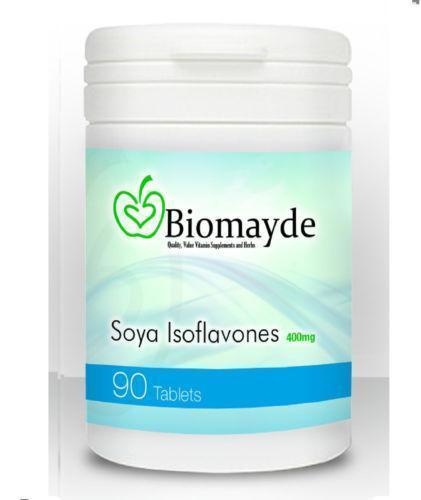 Soya Isoflavones Vitamins Supplements Ebay