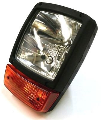 Jcb Parts -- Head Lamp Assembly - Right Hand Dip Part No. 70050055