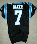 Carolina Panthers Game Worn Jerseys
