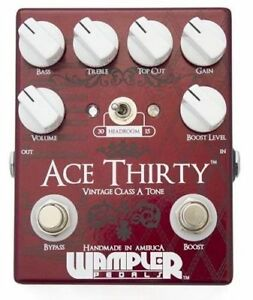 Wampler Thirty Something aka Ace Thirty (MADE IN USA, LIKE NEW)