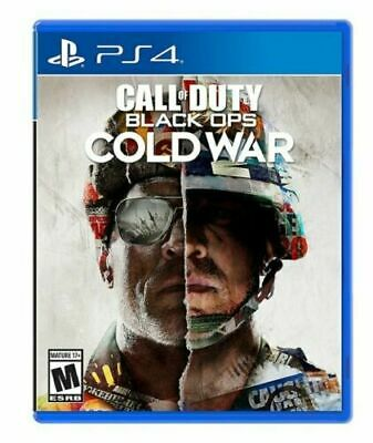 Call of Duty Black Ops Cold War ( PlayStation 4 / PS4 )Brand new