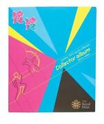 Olympic 50p Collectors Album