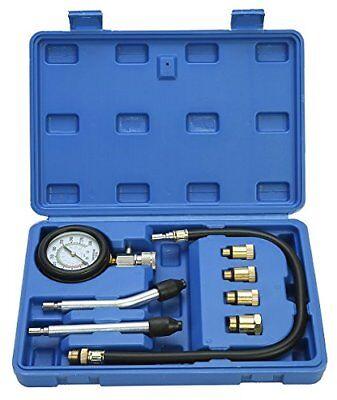 - Automotive Petrol Gas Engine Cylinder Compression Tester Gauge Kit Auto Tool