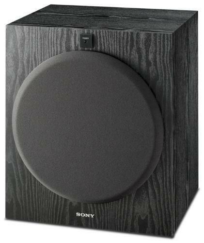 Used Bose Speakers Ebay >> Sony Powered Subwoofer | eBay