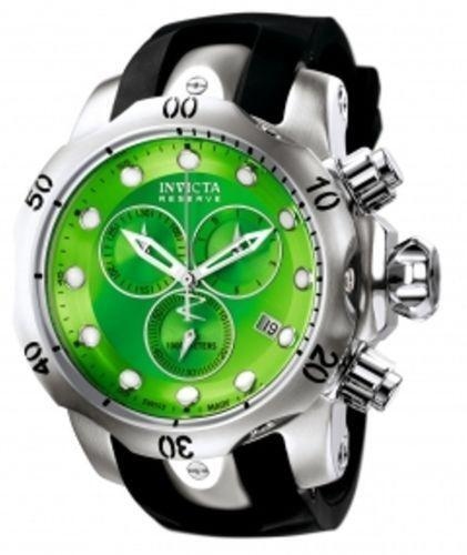 invicta mens green ebay