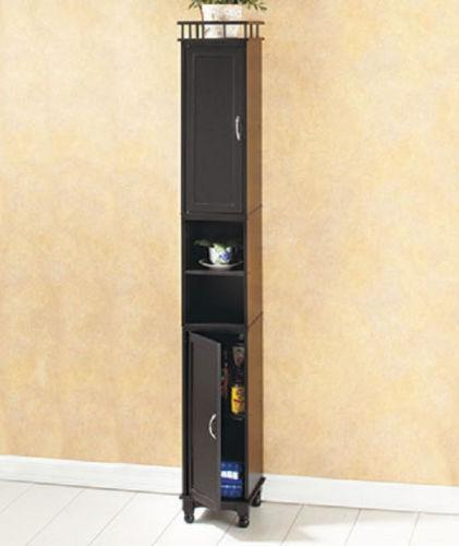 black bathroom cabinet ebay 17382