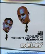Belly Blu Ray