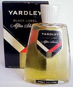 Yardley Aftershave