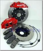 BMW 4 Kolben Bremsanlage