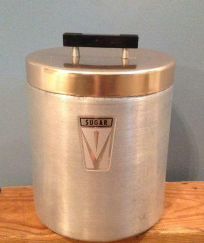 Retro Kitchen Canisters