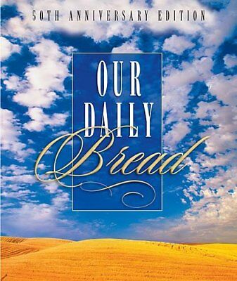 Our Daily Bread Iii  50Th Anniversary Edition By Terri Gibbs  Jack Countryman