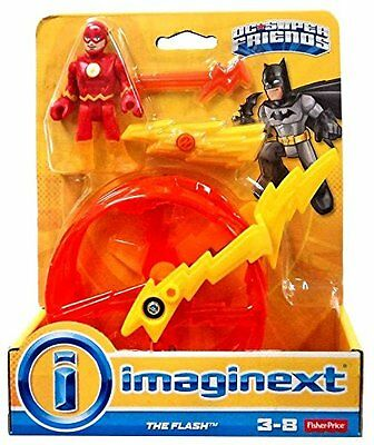 Fisher-Price Imaginext DC Super Friends The Flash New In Box