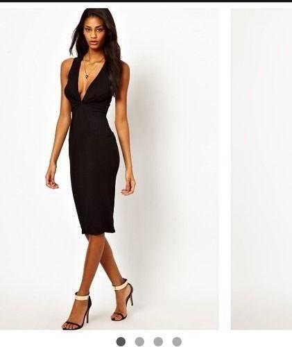 ASOS Plunge Dress  17cd79801