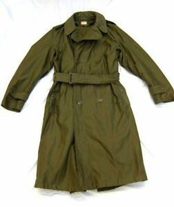 Army Trench Coat | eBay