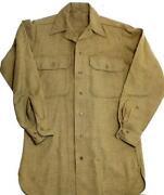 Army Wool Shirt