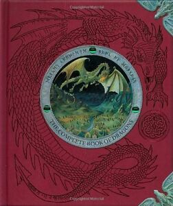 Book: Dragonology: The Complete Book Of Dragons