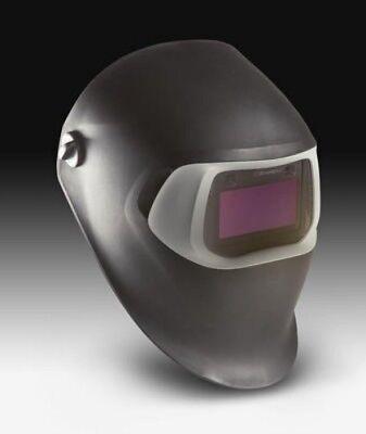 3m Speedglas 100v Variable Welding Helmet - Black - 07-0012-31bl