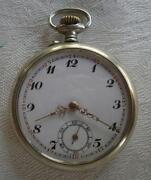 Remontoir Pocket Watch