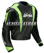 Kawasaki Leather Jacket