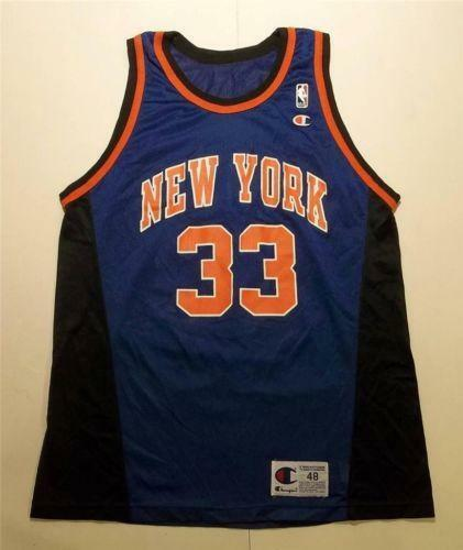 69d060508 Patrick Ewing Jersey  Basketball-NBA