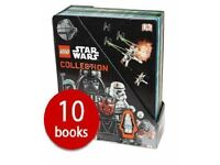 LEGO Star Wars Collection - 10 Books - DK (Author) - New, Free Postage
