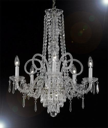 Murano Venetian Crystal Chandeliers
