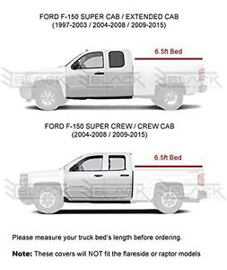 Ford F150 6.5ft Box | Tri-Fold Cover | Tonneau Cover | Bed Cover West Island Greater Montréal image 5