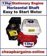 Stationary Motor