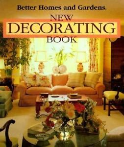 better homes and gardens new decorating book 696000938 ebay