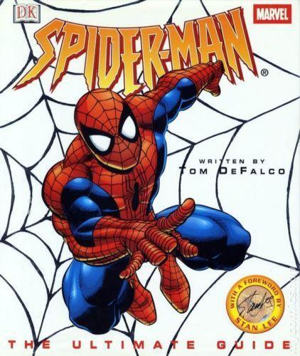 Ultimate Spider Man Free Comic Book Day: Spiderman The Ultimate Guide: Books