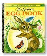 Little Golden Book The Golden Egg Book